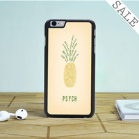 psych pineapple iPhone 6 Plus iPhone 6 Case