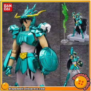 "Japan Anime ""Saint Seiya"" Original BANDAI Tamashii Nations D.D.PANORAMATION / DDP Action Figure - Dragon Shiyu"