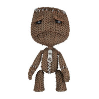Sad Sackboy Little Big Planet Action Figure