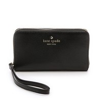 Kate Spade New York Cobble Hill Medium Lacey Wristlet