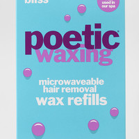 Urban Outfitters - bliss Poetic Waxing Kit Refills