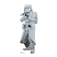 Snowtrooper Force Awakens Cardboard Standup