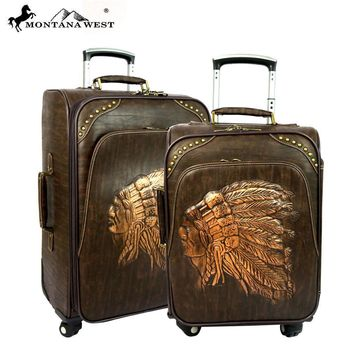 American Native Luggage Collection