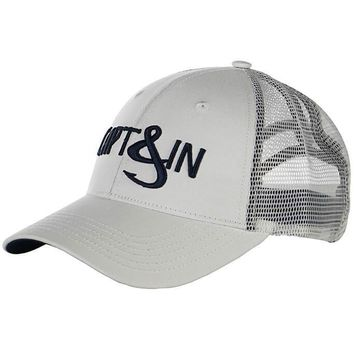 Sea Captain Fishing Trucker Hat