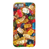 gummy bears candy rainbow iphone 6 case