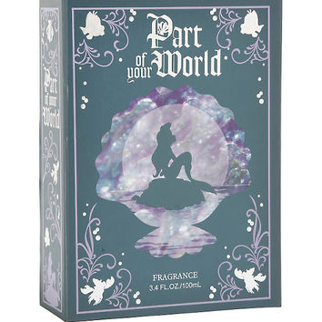 Disney The Little Mermaid Part Of Your World Fragrance