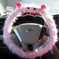 Made 2 Order LACEY Pink GENUINE Monster by sexybeastaccessories