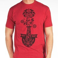 OBEY Oil Rigged T-Shirt