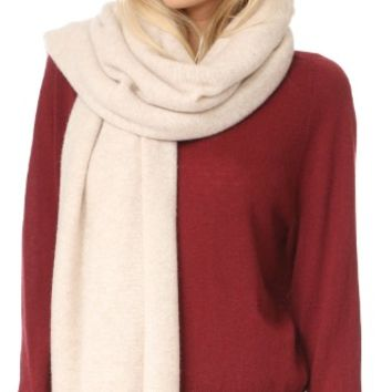 Cashmere Travel Wrap Scarf