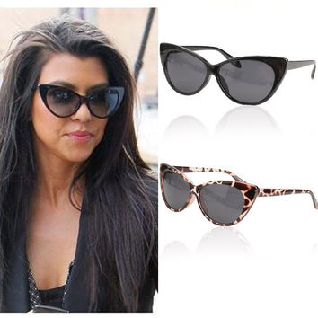 Women's Vintage Cat Eye Designer Retro Sunglasses. Free for a limited time. Pay only for shipping!