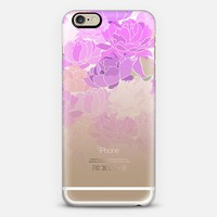 Peonies iPhone 6 case by Noonday Design | Casetify