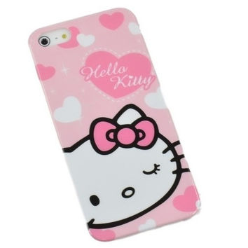 Exclusive Hello Kitty Cover For Iphone 5
