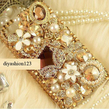 Sale -- DIY 3D Kawaii Resin Flatback Decoden Cabochons Cell Phone Case Deco Kit ( not a finished product )