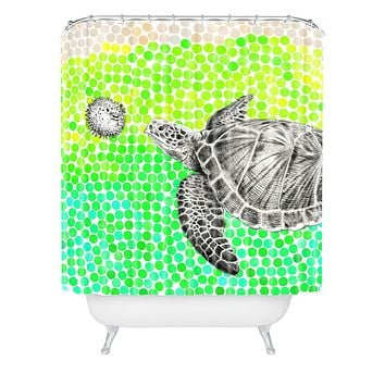 Garima Dhawan New Friends 1 Shower Curtain