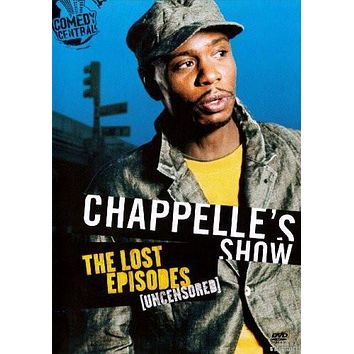 Chappelles Show poster Metal Sign Wall Art 8in x 12in