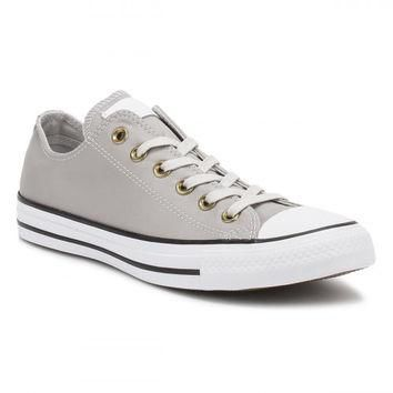 Converse All Star Chuck Taylor Mens Ox Mouse/White/Black Trainers