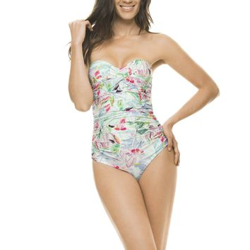 Estivo Acquagarden Strapless One Piece