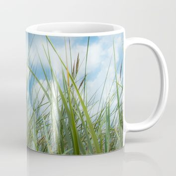 Dreaming in the grass Mug by Tanja Riedel