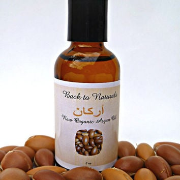 Pure argan oil - organic argan oil - Raw cold pressed argan oil - virgin Moroccan oil for skin and hair