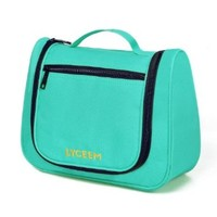 Lyceem Basic Hanging Toiletry Bag with Roomy Space for all your Travel Toiletry Accessories