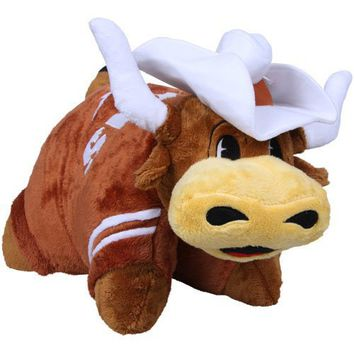NCAA Texas Longhorns Pillow Pet