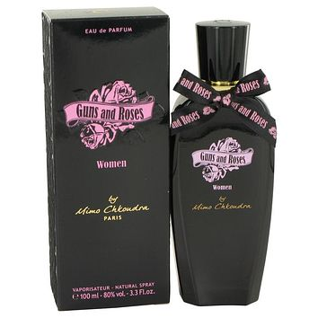 Guns And Roses Perfume By Mimo Chkoudra Eau De Parfum Spray FOR WOMEN