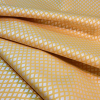 Sunshine Diamond Net Shimmer 2 by Jennifer Sampou Robert Kaufman Fabric per Half Yard