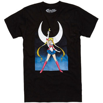 Sailor Moon Moonlight Clouds T-Shirt