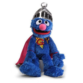 Sesame Street Super Grover Plush, 15""