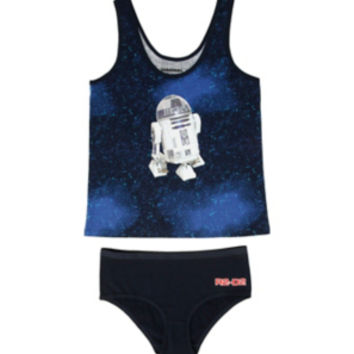 Underoos Star Wars R2-D2 Girls Underwear Set