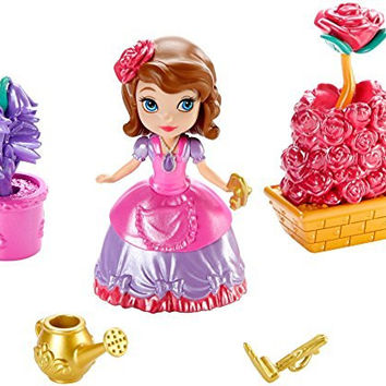 "Disney Sofia the First 3"" Doll and Magic Garden"