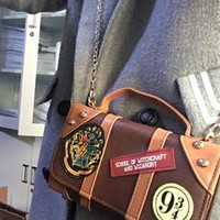 Hogwarts Shoulder Bag - SAVE 50% TODAY