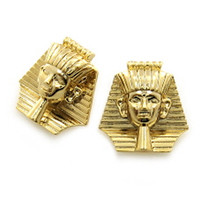 Sphinx Earrings Gold
