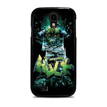 The Icredible Hulk Samsung Galaxy S4 Case