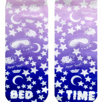 Bedtime Ankle Socks