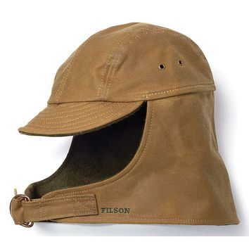 Filson Tin Cloth Wildfowl Cap