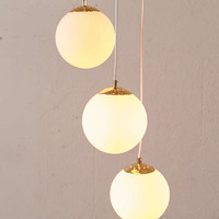 Globe Chandelier - Urban Outfitters