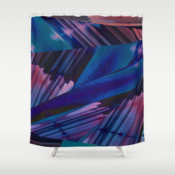 Everlasting Shower Curtain by DuckyB (Brandi)