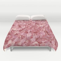 Rose Water Duvet Cover by Kat Mun | Society6