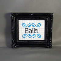 Balls (In Magnetic Frame)