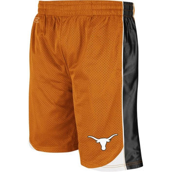Texas Longhorns Burnt Orange Vector Shorts
