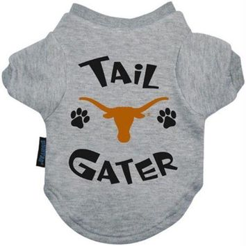 DCCKT9W Texas Longhorns Tail Gater Tee Shirt