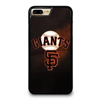 SAN FRANCISCO GIANTS 4 iPhone 4/4S 5/5S/SE 5C 6/6S 7 8 Plus X Case