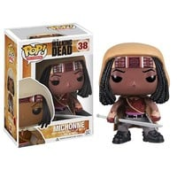 Funko Pop The Walking Dead Carol Vinly Figure Hershel Greene Michonne Gifts