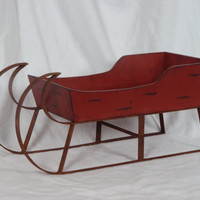Old Fashion Sleigh  -  Photography Photo, Prop Photo,  prop,   Newborn,