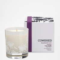 Cowshed Knackered Cow Relaxing Room Candle at asos.com