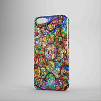 Disney All Characters Jigsaw Puzzle iPhone Case Samsung Galaxy Case 3D GN
