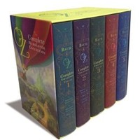 Oz, the Complete Hardcover Collection: Oz, the Complete Collection, Volume 1; Oz, the Complete Collection, Volume 2; Oz, the Complete Collection, Volume 3; Oz, the Complete Collection, Volume 4; Oz, the Complete Collection, Volume 5