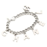 Chanel Letters Charm Bracelet (Previously Owned)