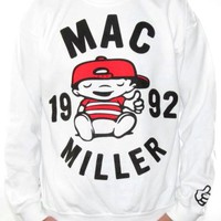 Mac Miller Sweatshirt - 1992